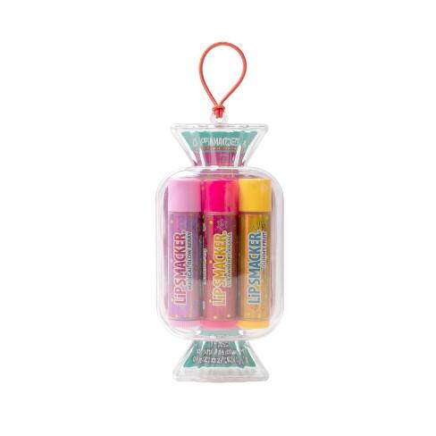 Lip Smacker Candy Ornament 3pc/0.42oz - image 1 of 3