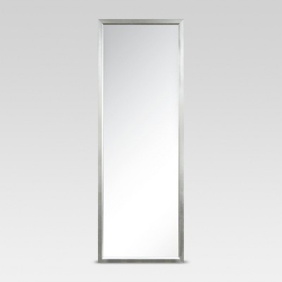 435a17881ee5 Rectangle Leaner Floor Mirror Silver - Threshold™