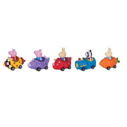 Peppa Pig Toy Vehicles, Toy Vehicles image number null