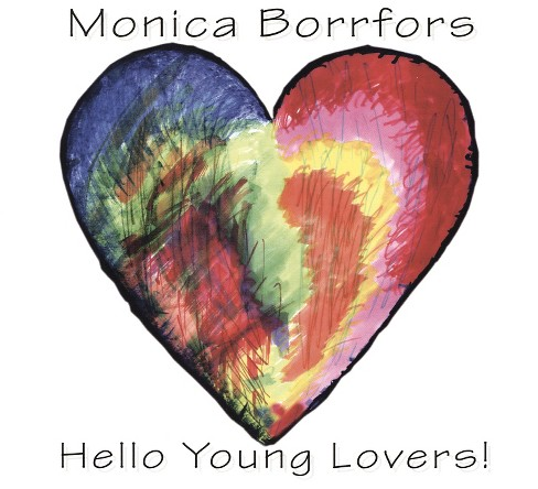 Monica borrfors - Hello young lovers (CD) - image 1 of 1