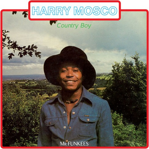 Harry Mosco - Country Boy (Mr. Funkees) (Vinyl) - image 1 of 1