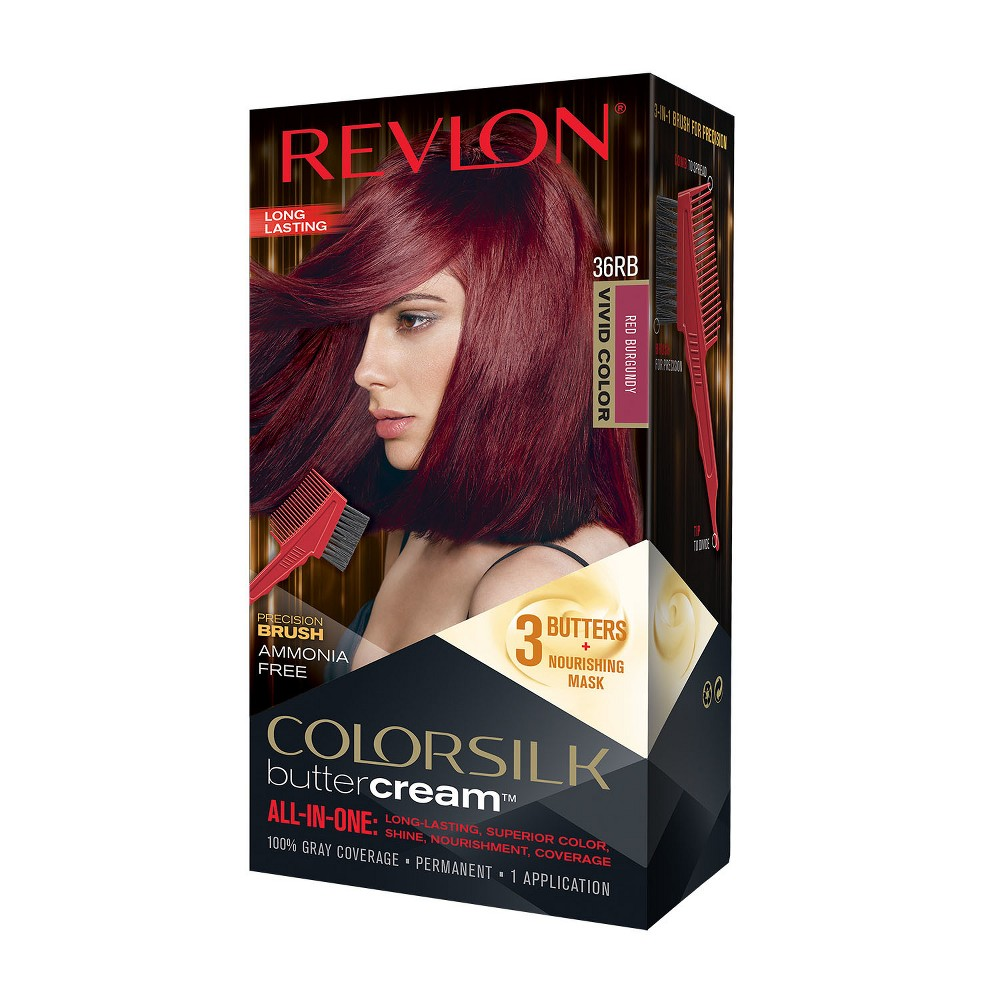 Revlon Burgundy Hair Color Hair Color Compare Prices At Nextag
