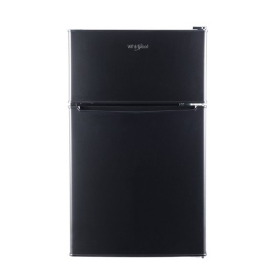 Whirlpool 3.1 Cu. Ft. Mini Refrigerator - Black WH31BKE