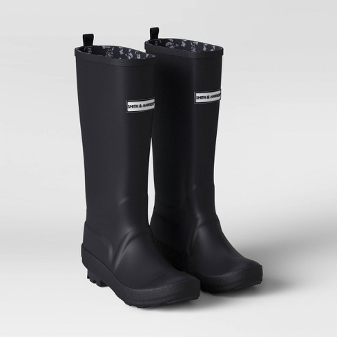Rubber Tall Rain Boots - Smith & Hawken™ - image 1 of 4