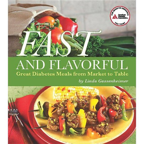 Fast and Flavorful - by  Linda Gassenheimer (Paperback) - image 1 of 1