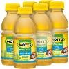 Mott's 100% Apple White Grape Juice - 6pk/8 fl oz Bottles - image 2 of 4