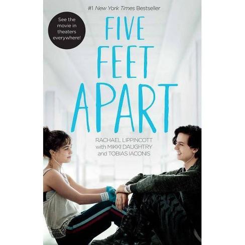 Five Feet Apart -  by Rachael Lippincott (Hardcover) - image 1 of 1