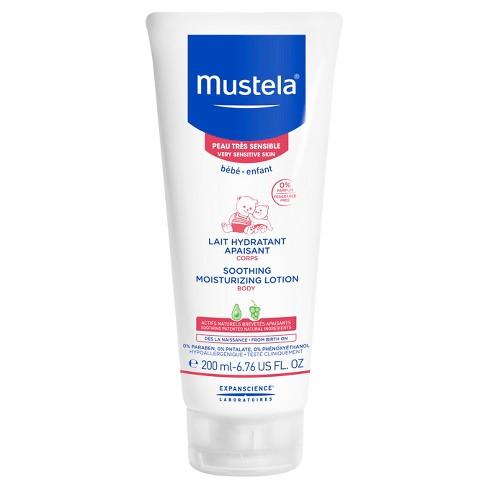 Mustela Very Sensitive Soothing Moisturizing Body Lotion - 6.76oz - image 1 of 4