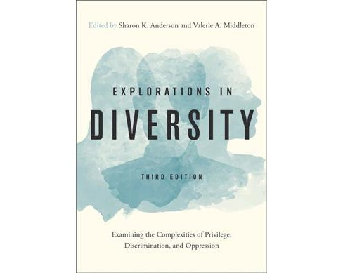 Explorations in Diversity : Examining the Complexities of Privilege, Discrimination, and Oppression - image 1 of 1