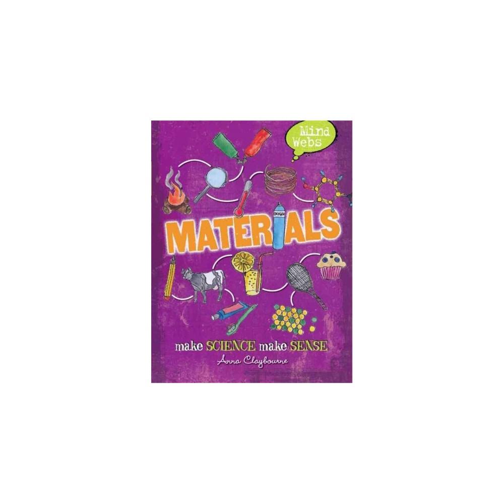 Materials (Reprint) (Paperback) (Anna Claybourne)