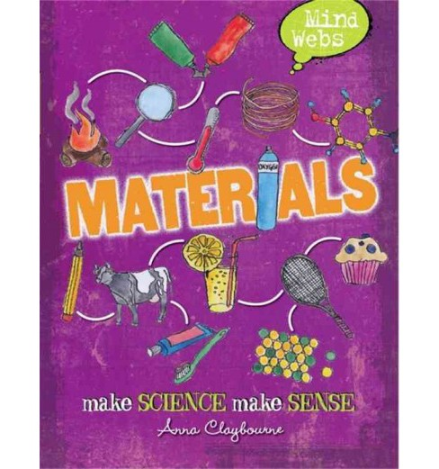 Materials (Reprint) (Paperback) (Anna Claybourne) - image 1 of 1