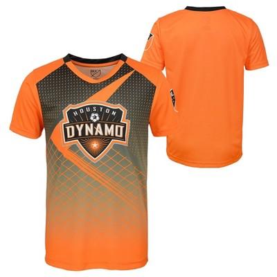 MLS Houston Dynamo Boys' Jersey