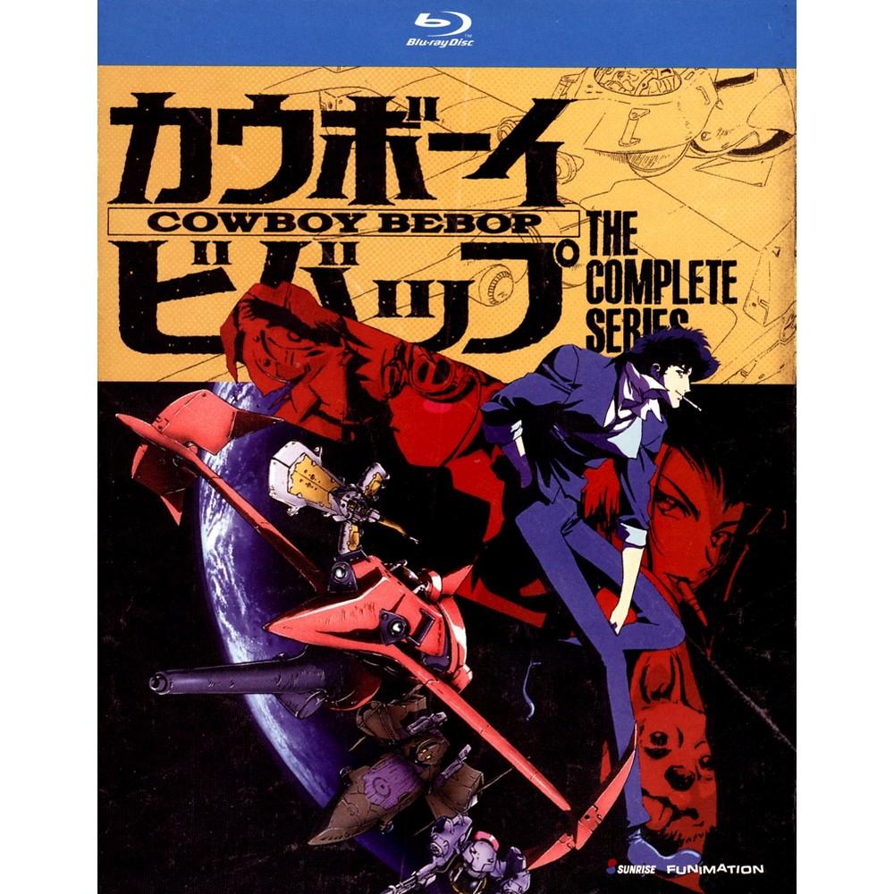 Cowboy Bebop:Complete Series (Blu-ray)