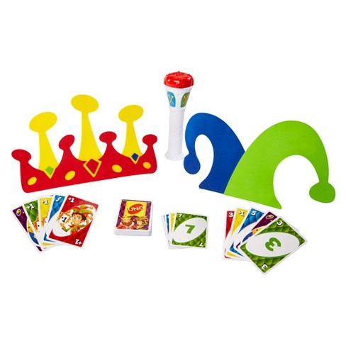 Uno Royal Revenge Game - image 1 of 6