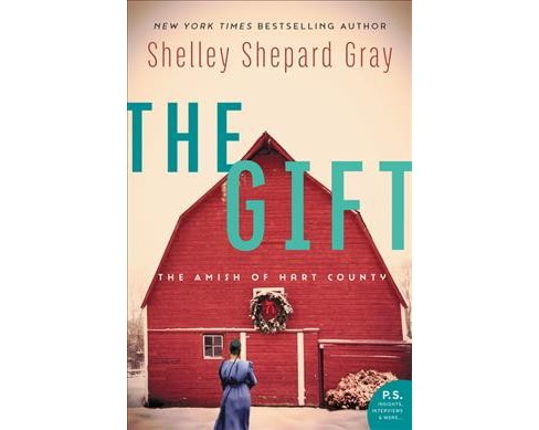 Gift -  (The Amish of Hart County) by Shelley Shepard Gray (Paperback) - image 1 of 1