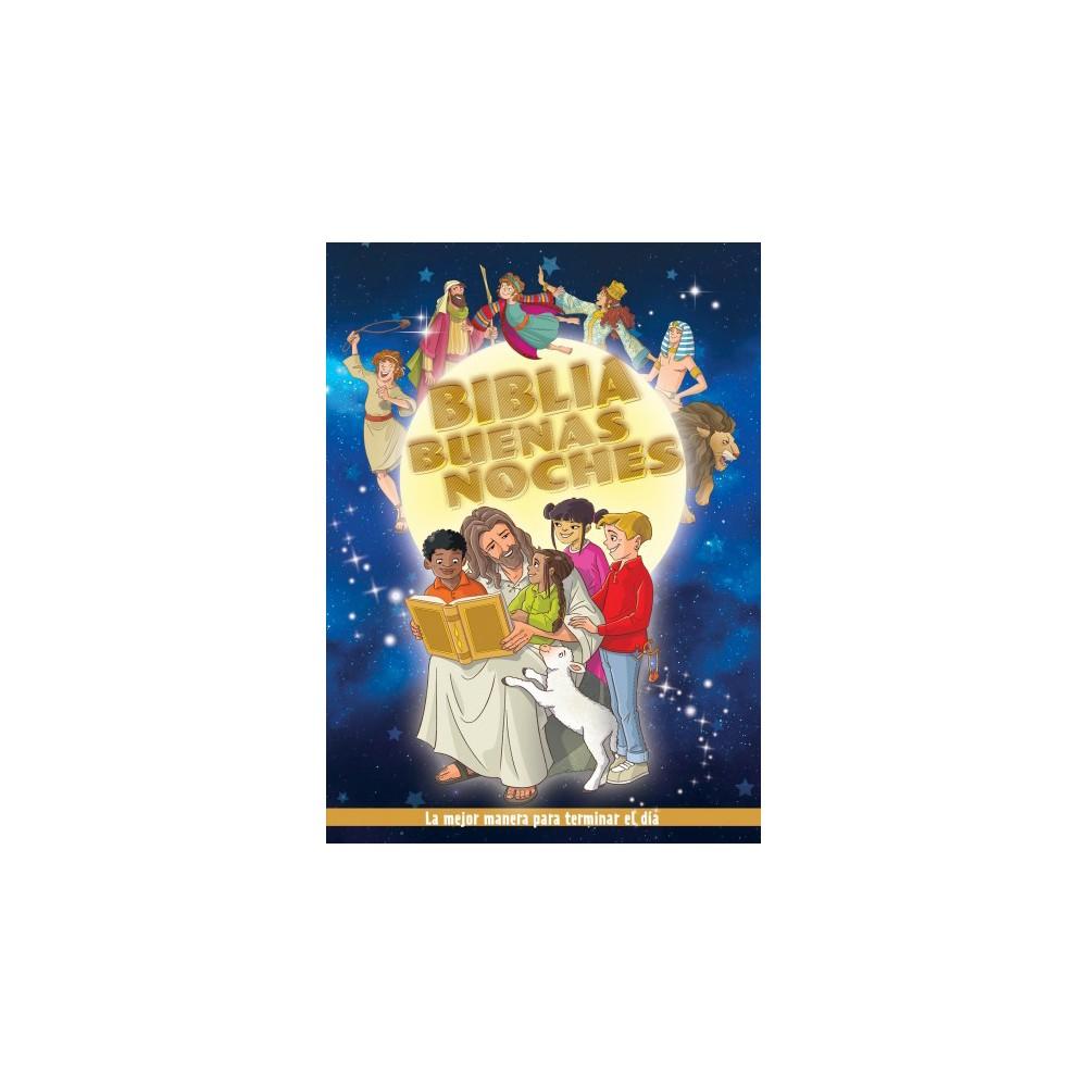 Biblia buenas noches / Bedtime Bible Stories - (Hardcover)