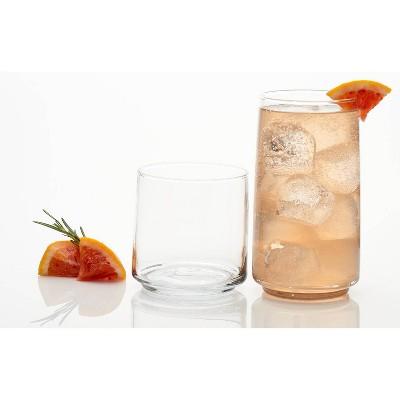 Anchor 16pc Glass Finlandia Drinkware Set
