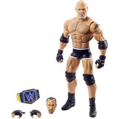WWE Wresltmania Elite Collection Goldberg Action Figure