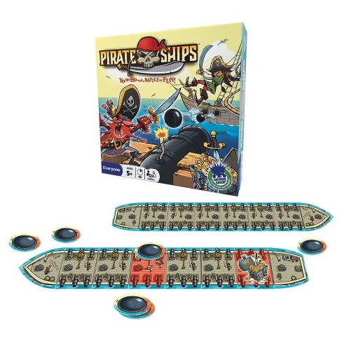 Pirate Ships Board Game - image 1 of 1