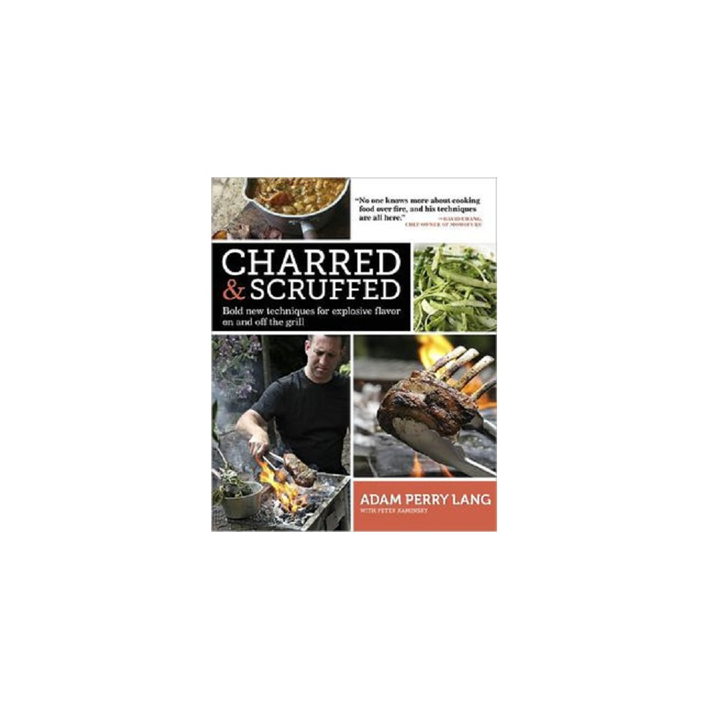 Charred & Scruffed (Paperback)