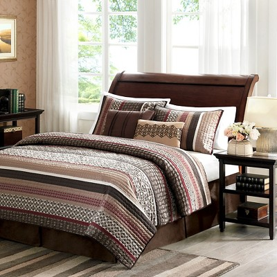 5pc Cambridge Quilted Coverlet Set