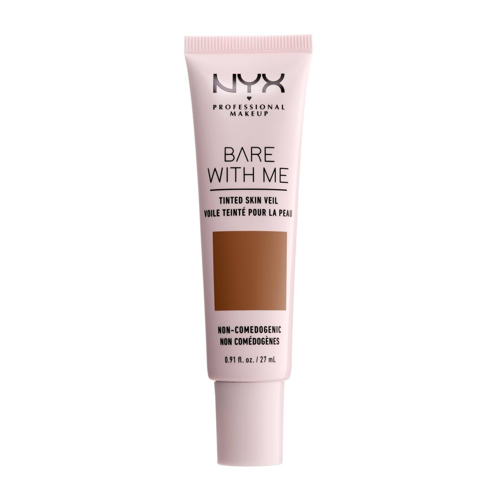 Image of Bare With Me Tinted Skin Veil Deep Mocha - 0.91 fl oz, Deep Brown