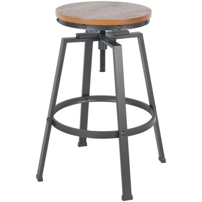 Fine Lewiston Adjustable Swivel Barstool Threshold Forskolin Free Trial Chair Design Images Forskolin Free Trialorg