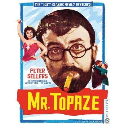 Mr. Topaze (Blu-ray)(2020)
