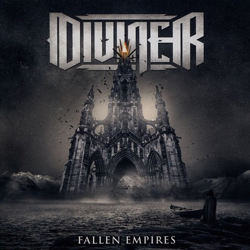 Diviner - Fallen Empires (CD) - image 1 of 1