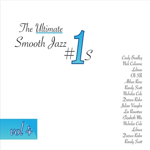 Various - Ultimate smooth jazz 1's v4 (CD) - image 1 of 1