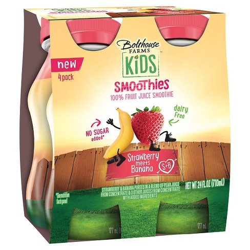 Kids Straw/Ban Smoothie 24Oz - image 1 of 1