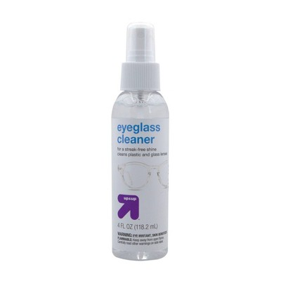 Lens Cleaner Spray - 4 fl oz - up & up™