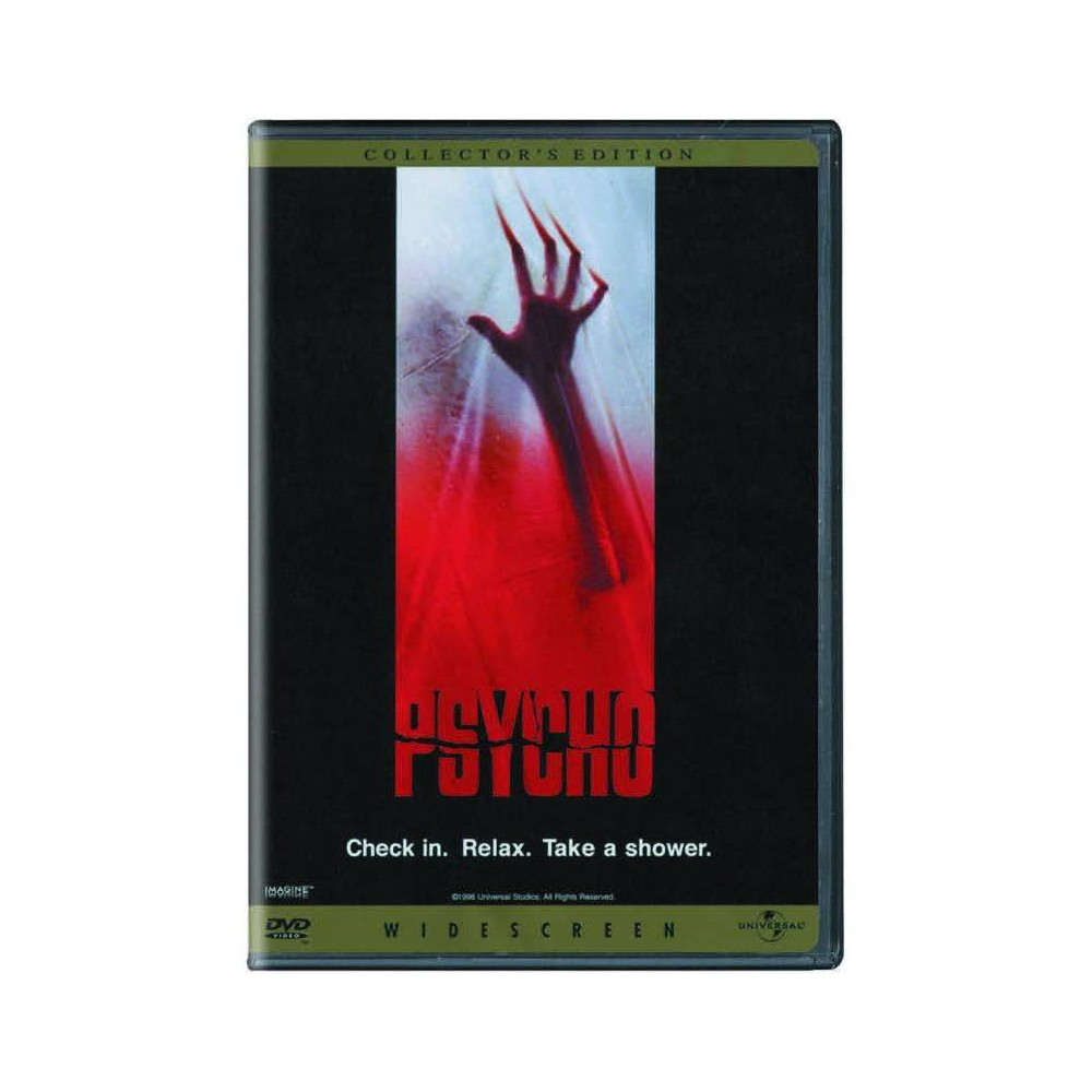Psycho Dvd 1999