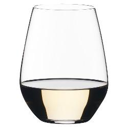 Riedel Vivant 15.1oz Chardonnay Stemless Wine Glasses