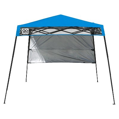 Quik Shade GO Hybrid Compact Backpack Canopy - Blue