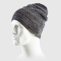 Men's Marled Knit Beanie - C9 Champion® Black One Size