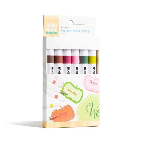 6ct Paint Markers - Harvest Hand Made Modern® - image 1 of 4