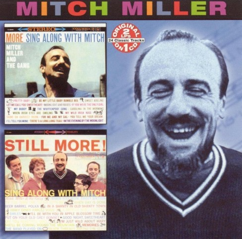 Mitch miller - More sing along with mitch/Still more (CD) - image 1 of 1