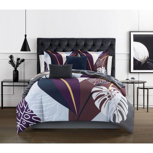 Anae Bed In A Bag Comforter Set Chic Home Design Target