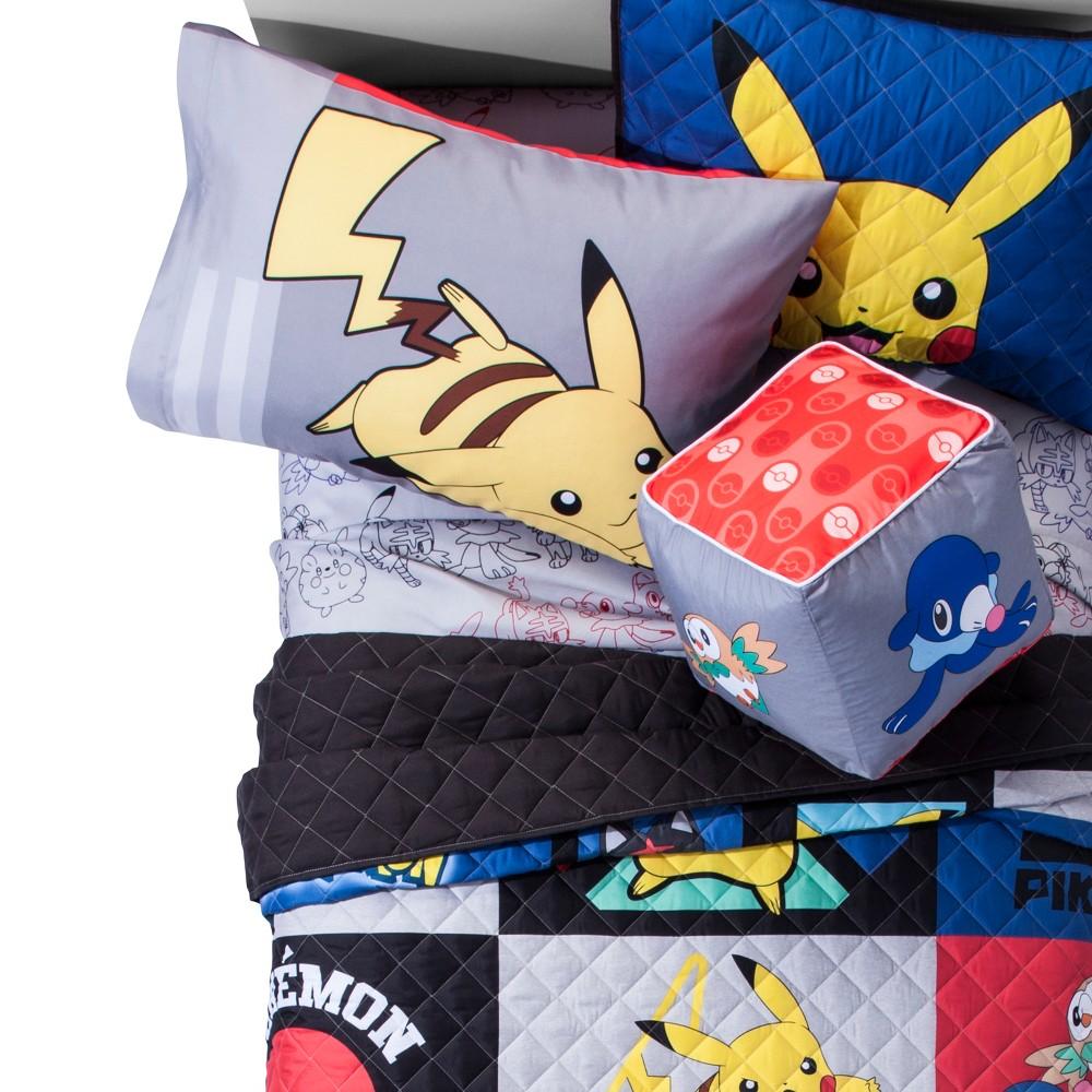 Pokemon Bedding Collection Pokemon Bedding Collection Gender: unisex.