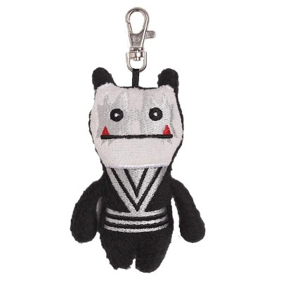 """Enesco Ugly Dolls KISS 4"""" Plush Clip-On: Wage Spaceman"""
