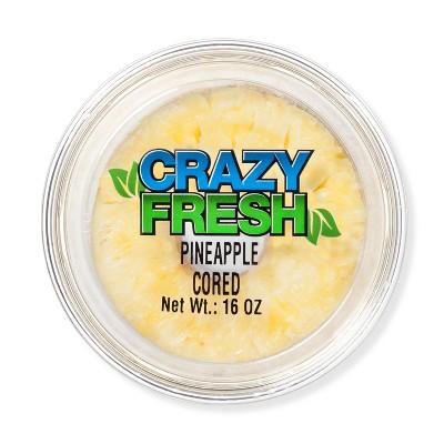 Pineapple Cored - 16oz