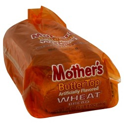 Mother's Butter Top Wheat Bread - 24oz