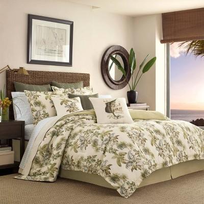 Nador Comforter Set Beige - Tommy Bahama