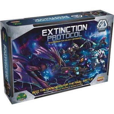 Extinction Protocol Expansion Board Game