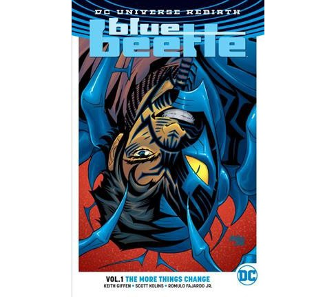 Blue Beetle 1 : The More Things Change (Paperback) (Keith Giffen & Scott Kolins) - image 1 of 1