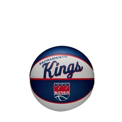 NBA Sacramento Kings Retro Mini Basketball