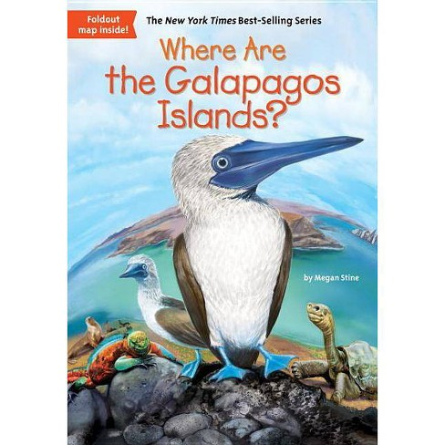 Where Are the Galapagos Islands? - (Where Is?) by  Megan Stine (Paperback) - image 1 of 1