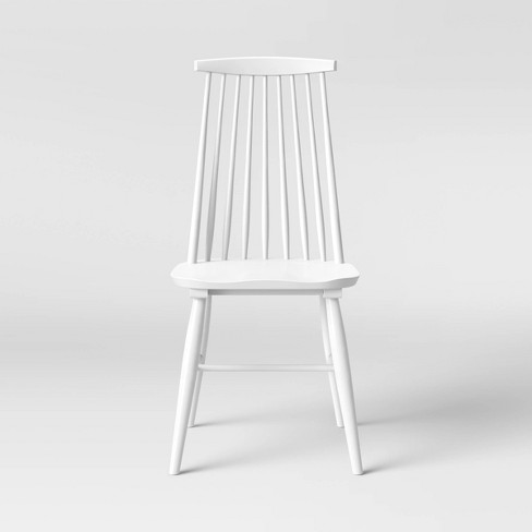 Phenomenal Harwich High Back Windsor Dining Chair White Threshold Pdpeps Interior Chair Design Pdpepsorg