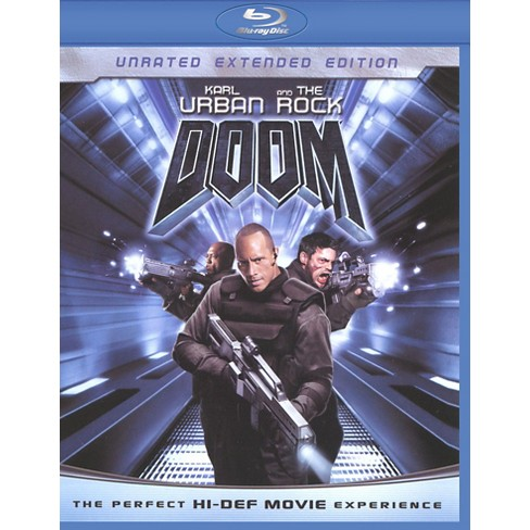 Doom (WS) (Unrated) (Blu-ray) - image 1 of 1